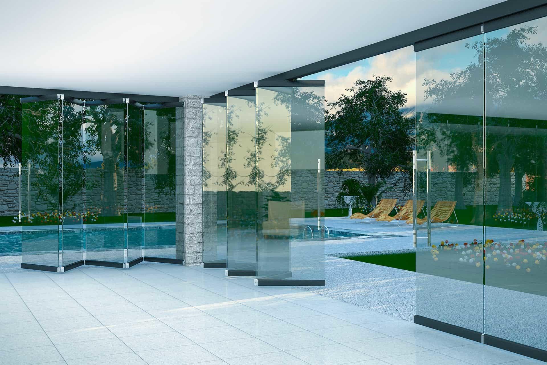 Cam Balkon Sistemleri Alcobella Cam Balkon Sistemleri